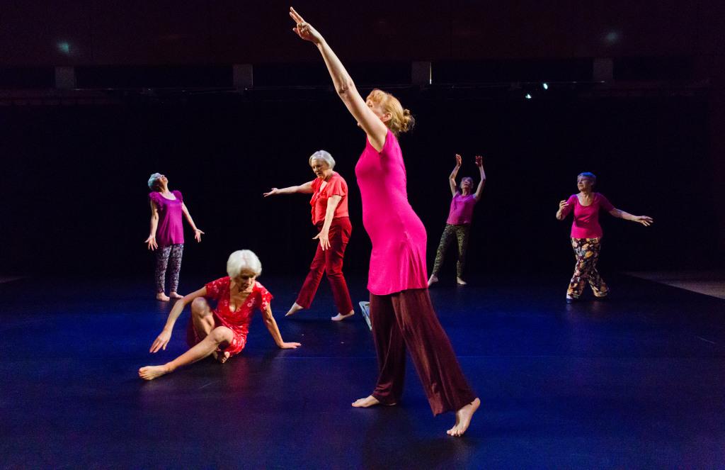 The Fit Arthritic & Dancing Elder